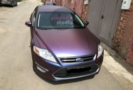 Ford Mondeo хамелеон ColorShift Sky plastidip